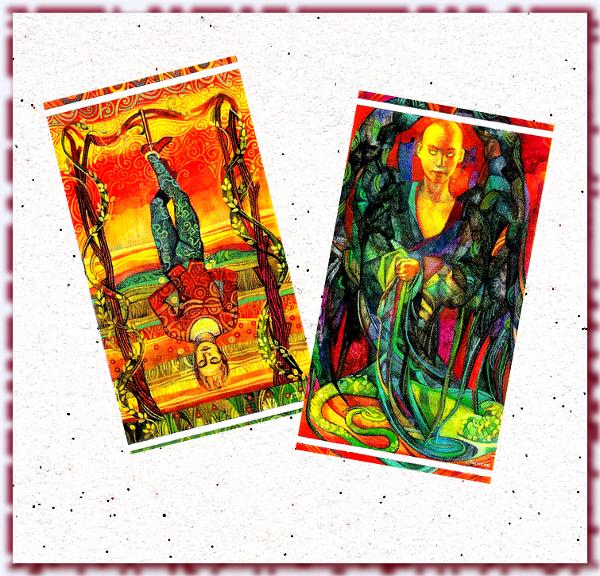 Combinación El Colgado + El Diablo